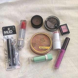 Bulk Basic Kit Makeup Lot