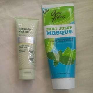 Micro Brightening Polish And Clay Mask Bulk