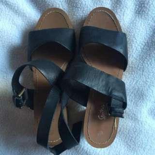 Sportsgirl Black Heels
