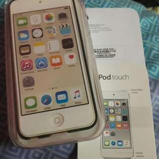Apple iPod Touch 6th Gen 32GB Gold