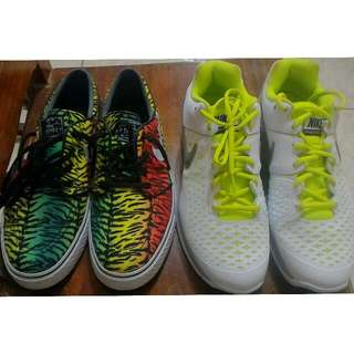 """⛔⛔RESERVED⛔⛔ TAKE ALL FOR 5K! AUTHENTIC Nike Air Max & Nike Stefan Janoski """"Tiger Stripe"""" pack."""
