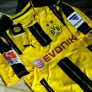 (RESERVED) DORTMUND HOME NEW SEASON 16/17 ACTV PLAYER VERSION_SIZE: M