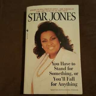 Star Jones Book