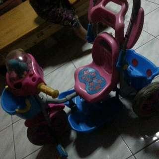 Baby Bike With Handle