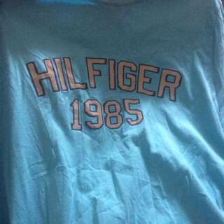 Hilfiger Shirt (small)