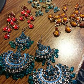 Earrings/bracelets/bangles/necklaces for Sale