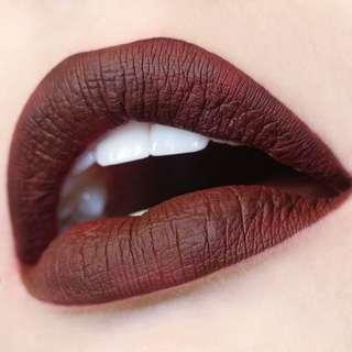 LAX Colourpop Ultra Matte Lip