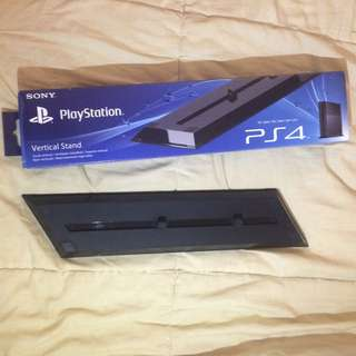 PS4 Vertical Stand