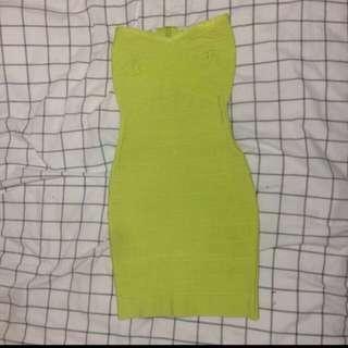 Genuine Bandage Dress Size S