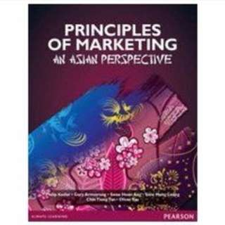 *二手* Principles of Marketing: an Asian Perspective