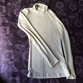 Kookai Turtle Neck Top