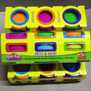 Play Toy Clay Refills Play Doh