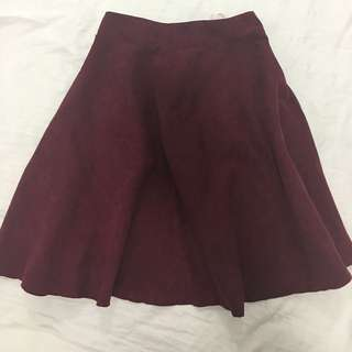 ONE WAY Waist Skirt