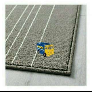 Ikea Hulsig Karpet Bulu (SALE!!!)