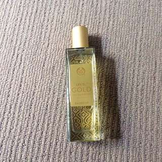 """The Body Shop """"LIFE IS...GOLD"""" EDP 50ml"""