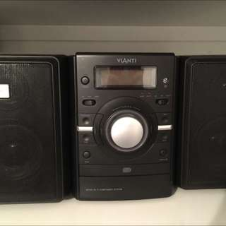 Vianti Stereo And Speakers