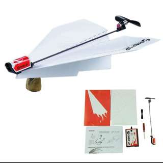 Power Up Electric Paper Plane