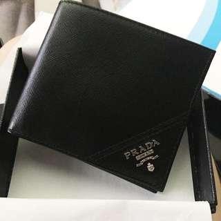 Classic Men's Prada Wallet
