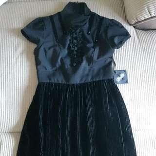 Lip Service Gothic Dress