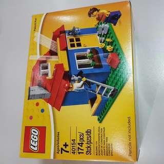 lego 40154 pencil pot house