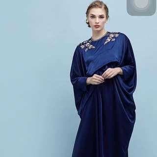 Kaftan My Velvet Bluee