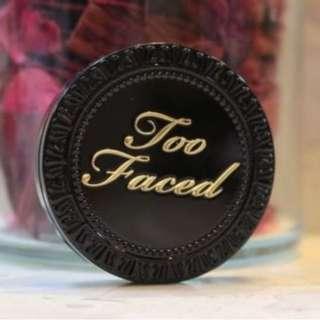 Too Faced Chocolate Soleil Matte Bronzer Medium Deep 4gm  NEW NO BOX
