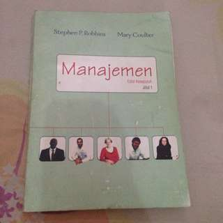 manajemen; Stephen P. Robins & Mary Coulter