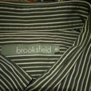 Brooksfield Mens Shirt