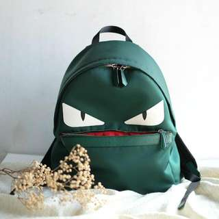 Authentic Fendy Monster Backpack