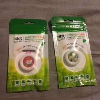 🚚 Bikit 韓國防蚊扣