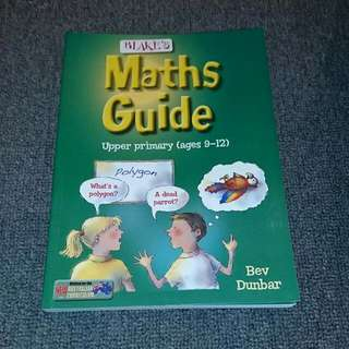 Maths Guide (upper primary teaching)