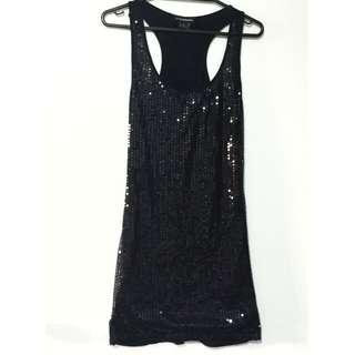 Sparkle Sequin Mini Dress