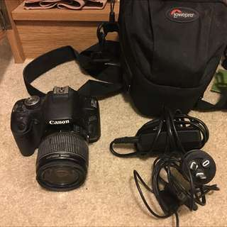 Canon DSLR 500D
