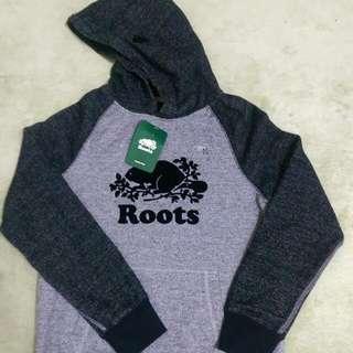 Roots帽T《童》