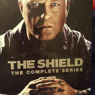 The Shield DVD Complete Series
