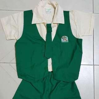 Kinderland Boys' Uniform