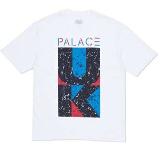 Palace Spirit T-Shirt-White