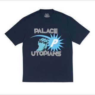 Palace Utopians T-Shirt - Navy