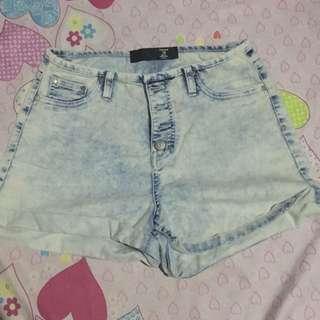 Factorie High Waist Shorts
