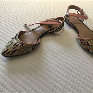 Material Girl Flat Shoes
