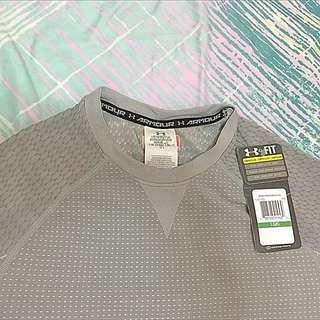 Under Armour© Alter Ego Captain America Seamless Compression Shirt