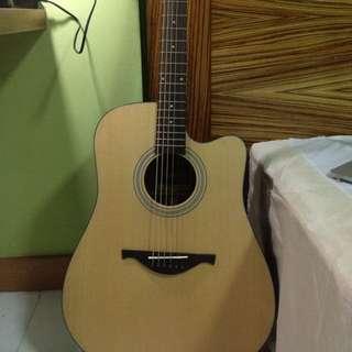 Custom Acoustic Guitar (Negotiable)