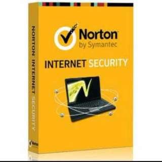 Norton Internet Security - 1 User 1 Year