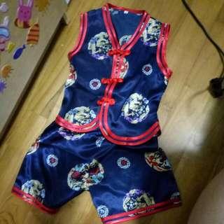 🍊 🍊 CNY Suit