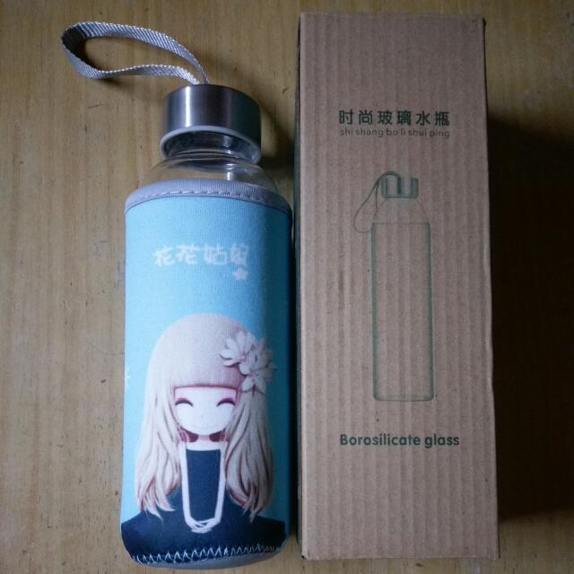 玻璃水瓶420ml