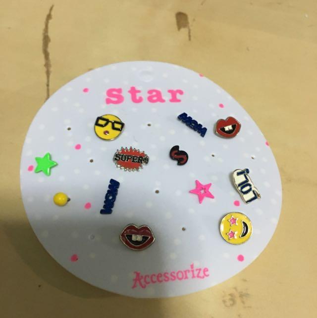 Accessorize耳環(免運)