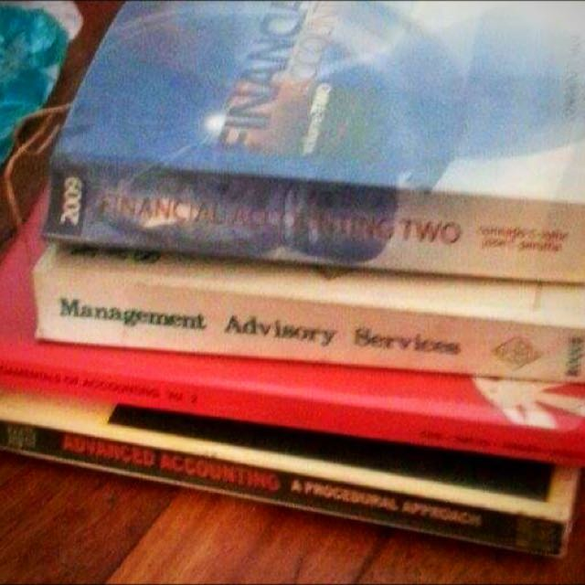 Accounting Textbook/Books