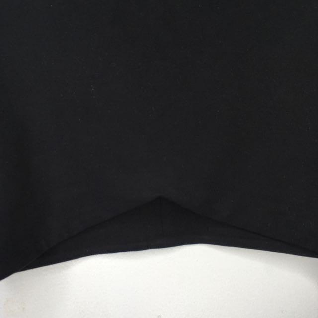 Aritzia Black Crop Top