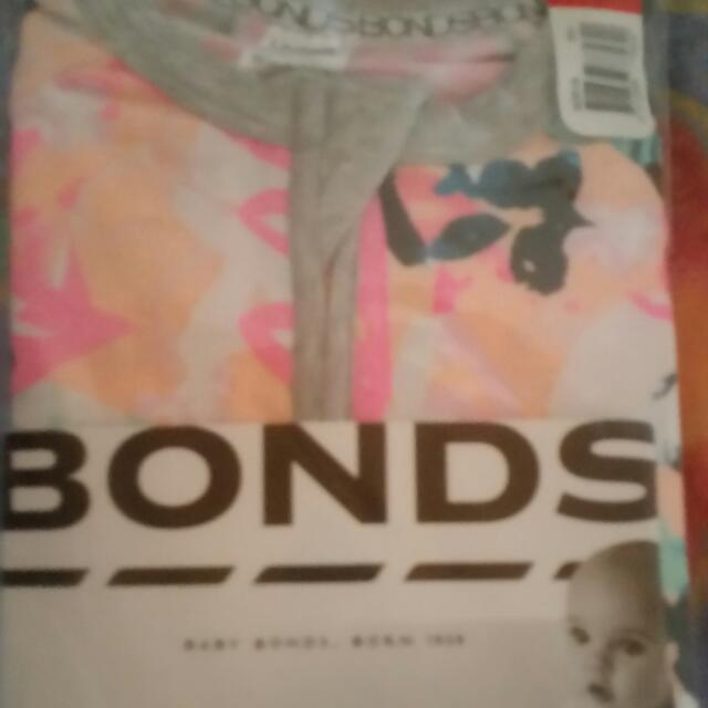 Baby Bonds Size 1