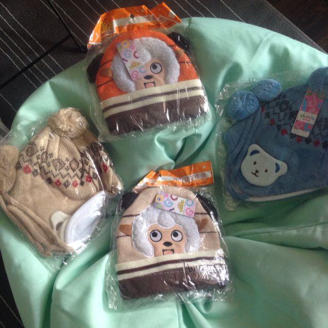 Baby Hats & Socks
